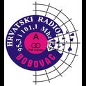 Hrvatski Radio Bobovac-Logo