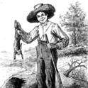 Huckleberry Finn liebt und lebt die Freiheit
