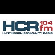 Huntingdon Community Radio HCR-Logo