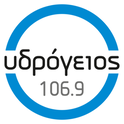 Idrogeios 106.9 FM-Logo