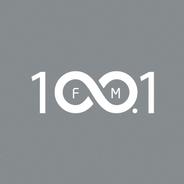 Infinita 100.1-Logo