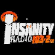 Insanity Radio-Logo