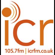 Ipswich Community Radio ICR-Logo