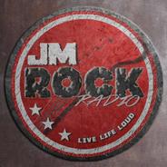 JM ROCK RADIO-Logo