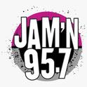 Jam'n 95.7-Logo