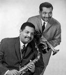 Julian und Nat Adderley waren das Top-Notch Jazzteam der 1960er Jahre