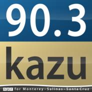 KAZU 90.3 FM-Logo