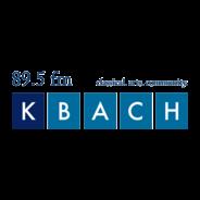 KBAQ 89.5 FM -Logo
