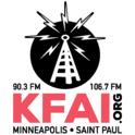 KFAI 90.3-Logo