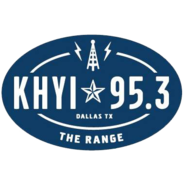 KHYI 95.3 The Range-Logo