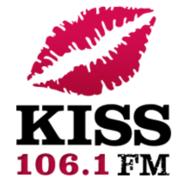 KISS 106.1-Logo