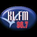 KL.FM 96.7-Logo