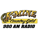 KMIN Country 980 AM-Logo