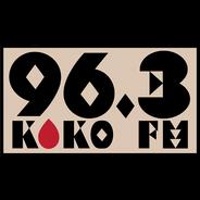 KOKO FM 96.3-Logo