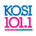 KOSI 101-Logo