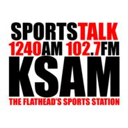 KSAM 1240 AM-Logo