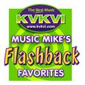 KVKVI Music Mike's Flashback Favorites-Logo