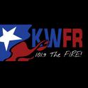 KWFR 101.9 The Fire-Logo