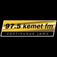 97.5 Kemet FM-Logo