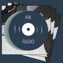 Kik Radio-Logo