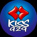 Kiss FM 92.9-Logo