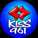 Kiss 96.1-Logo