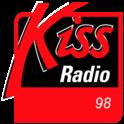 Kiss 98 fm-Logo