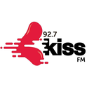 Kiss FM 92.7-Logo