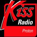 Kiss Proton-Logo
