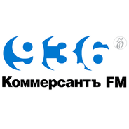 Kommersant FM-Logo