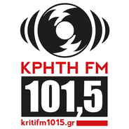 Kriti FM 101.5-Logo