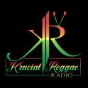 Krucial Reggae Radio-Logo