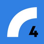 Latvijas Radio 4 Doma Laukums-Logo