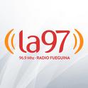 La 97 Radio Fueguina-Logo