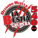 La Bestia Grupera-Logo
