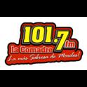 La Comadre 101.7-Logo