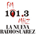 La Nueva Radio Suarez-Logo