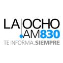 La Ocho AM 830-Logo
