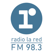 La Red Rosario 98.3-Logo