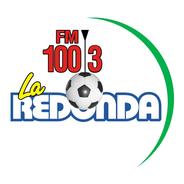 La Redonda 100.3-Logo