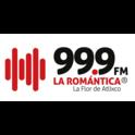 La Romántica 99.9-Logo