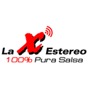 La X Estéreo New York-Logo