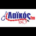 Laikos 105.7-Logo