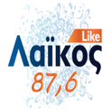 Laikos 87.6-Logo