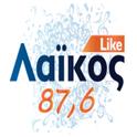 Laikos 87.6-Logo