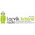 Larvik Kristne Radio-Logo