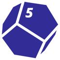 Latvijas Radio 5 Pieci.lv-Logo