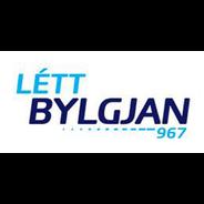 Létt Bylgjan-Logo