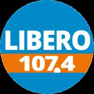 Libero 107.4-Logo