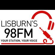 Lisburn's 98FM-Logo